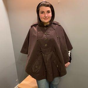 Trendy Rain Poncho